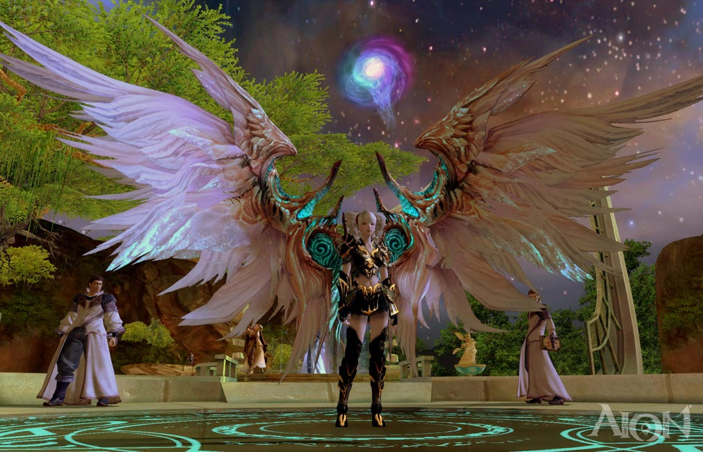 Aion Goes Free to Play - May Contain Spoilers