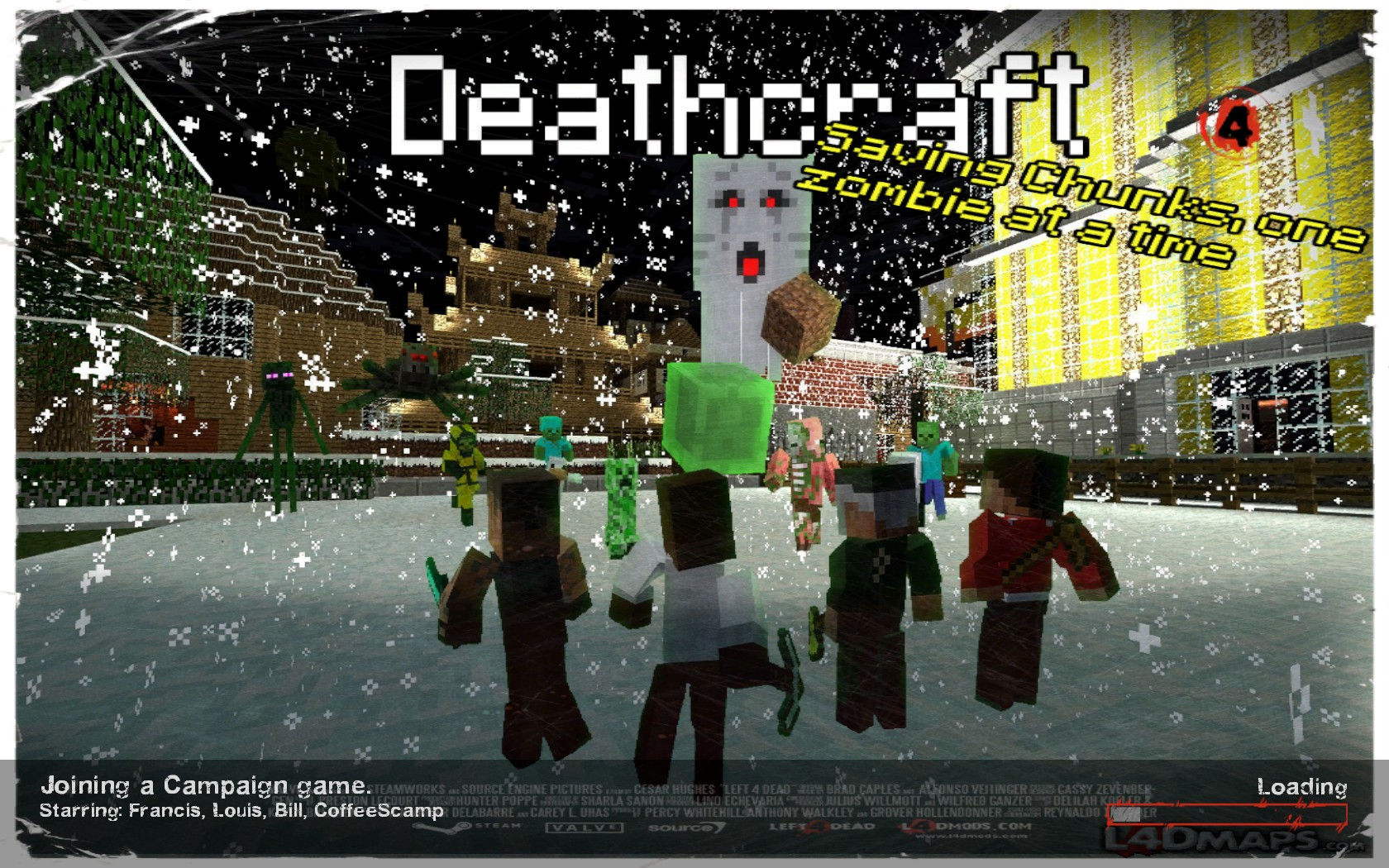 Left 4 Dead 2 - Deathcraft II - May Contain Spoilers
