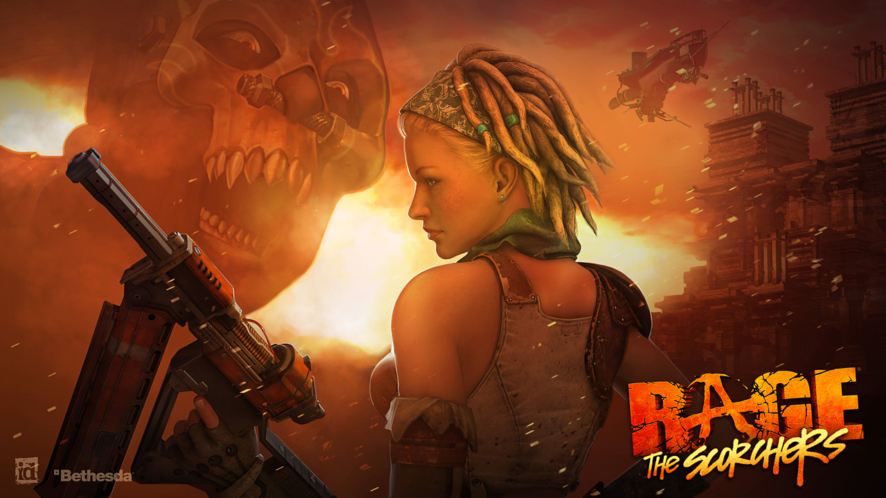 RAGE: The Scorchers DLC
