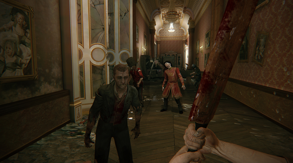 ZombiU - Buckingham Palace