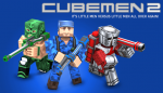 Cubemen 2 Out for Mac, iPad and iPhone