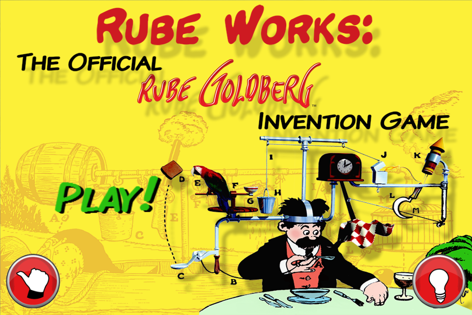 Rube Works Splash screen