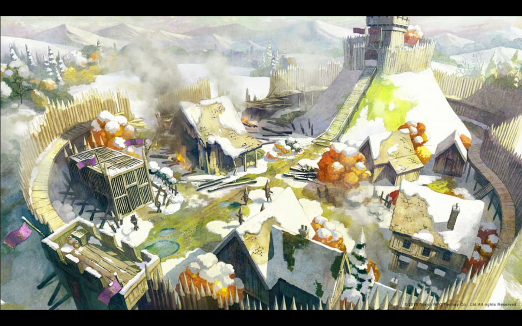 Project Setsuna - Concept Art
