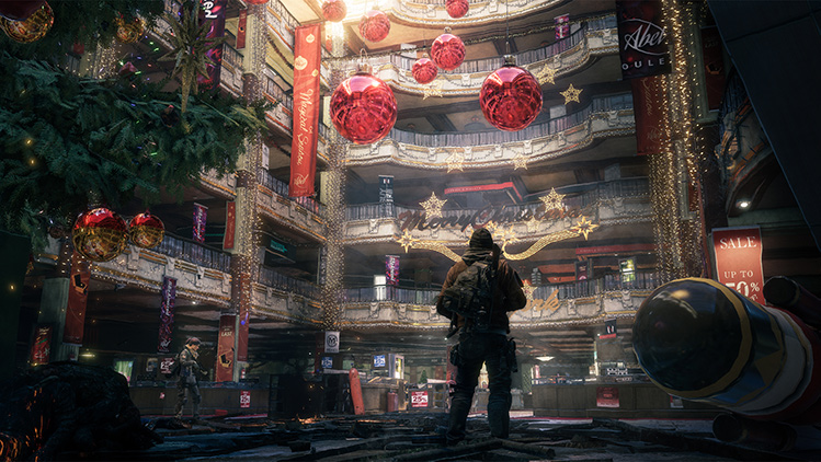The Division - The Dark Zone