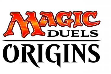 Magic Duels Origins Stack Logo
