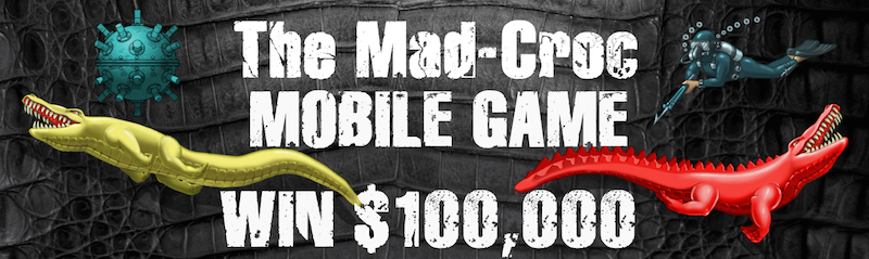 Mad-Croc's Mad-Croctober Mobile Game Competition