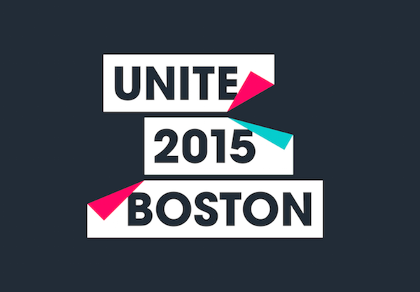 Unite 2015 Boston logo