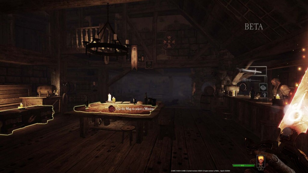 Vermintide - The Red Moon Inn