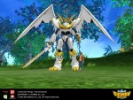 A Paladin Appears In Digimon Masters