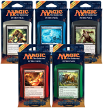 Magic 2014 Core Set Intro Packs: Fire Surge
