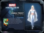 Marvel Heroes Adds Emma Frost
