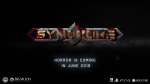 Syndrome Announced for 2016